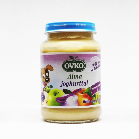 OVKO Alma joghurttal