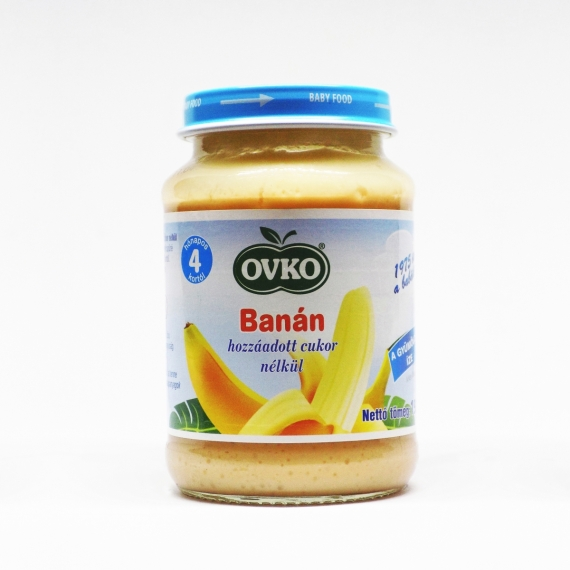 OVKO Banán hozzáadott cukor nélkül