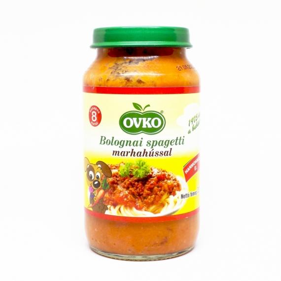 OVKO Bolognai spagetti marhahússal