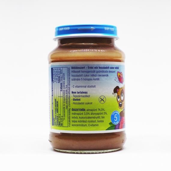 OVKO Erdei mix hozzáadott cukor nélkül