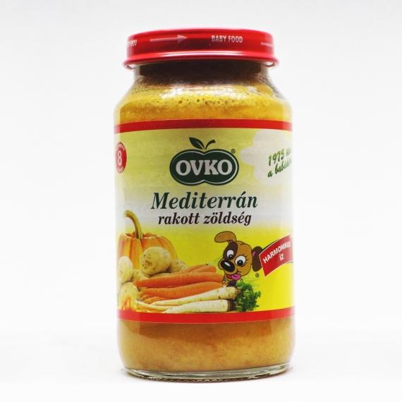 OVKO Mediterrán rakott zöldség