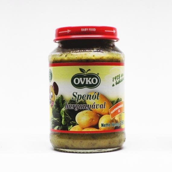 OVKO Spenót burgonyával