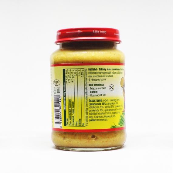 OVKO Zöldség leves csirkehússal és rizzsel